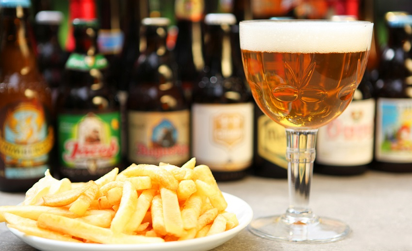 Belgian-beer-and-fries-Courtesy-of-TDA-Global-Cycling