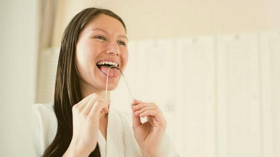 Tongue Scraping 2