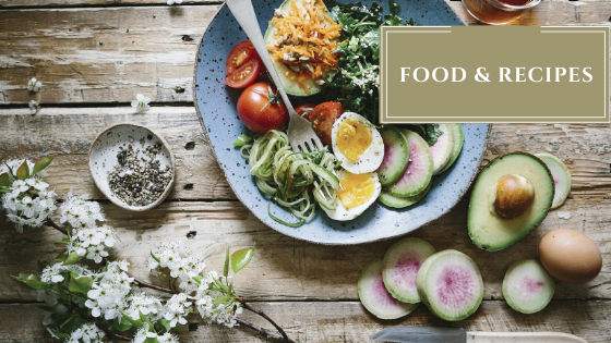 healthy food and recipes