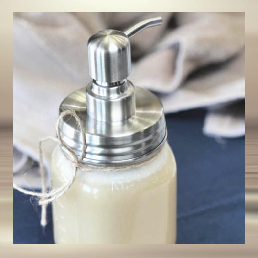 Body wash castile soap