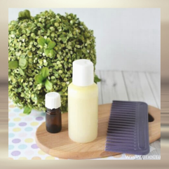 lavender shampoo castile soap